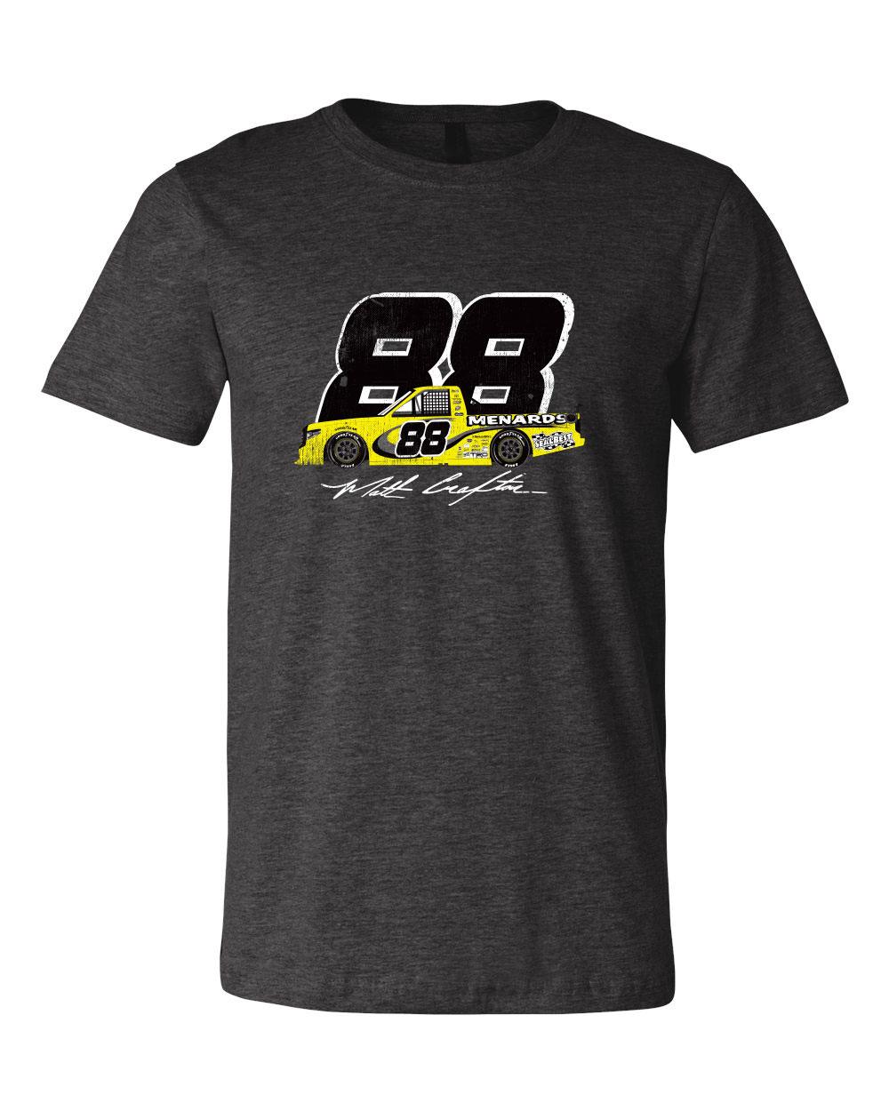 Matt Crafton NASCAR T-Shirt Design