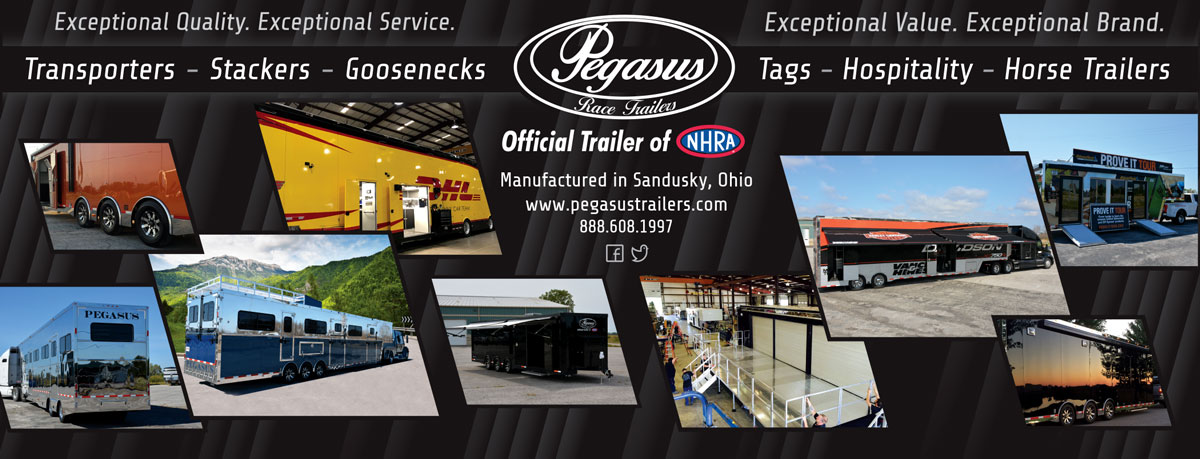 Pegasus Trailers Tradeshow Booth Design