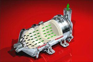 Baumot BA-B Diesel Particle Filter