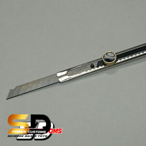 Aluminium Knife Adjustable