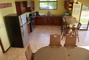 casa lapas costa rica kitchen aeriel