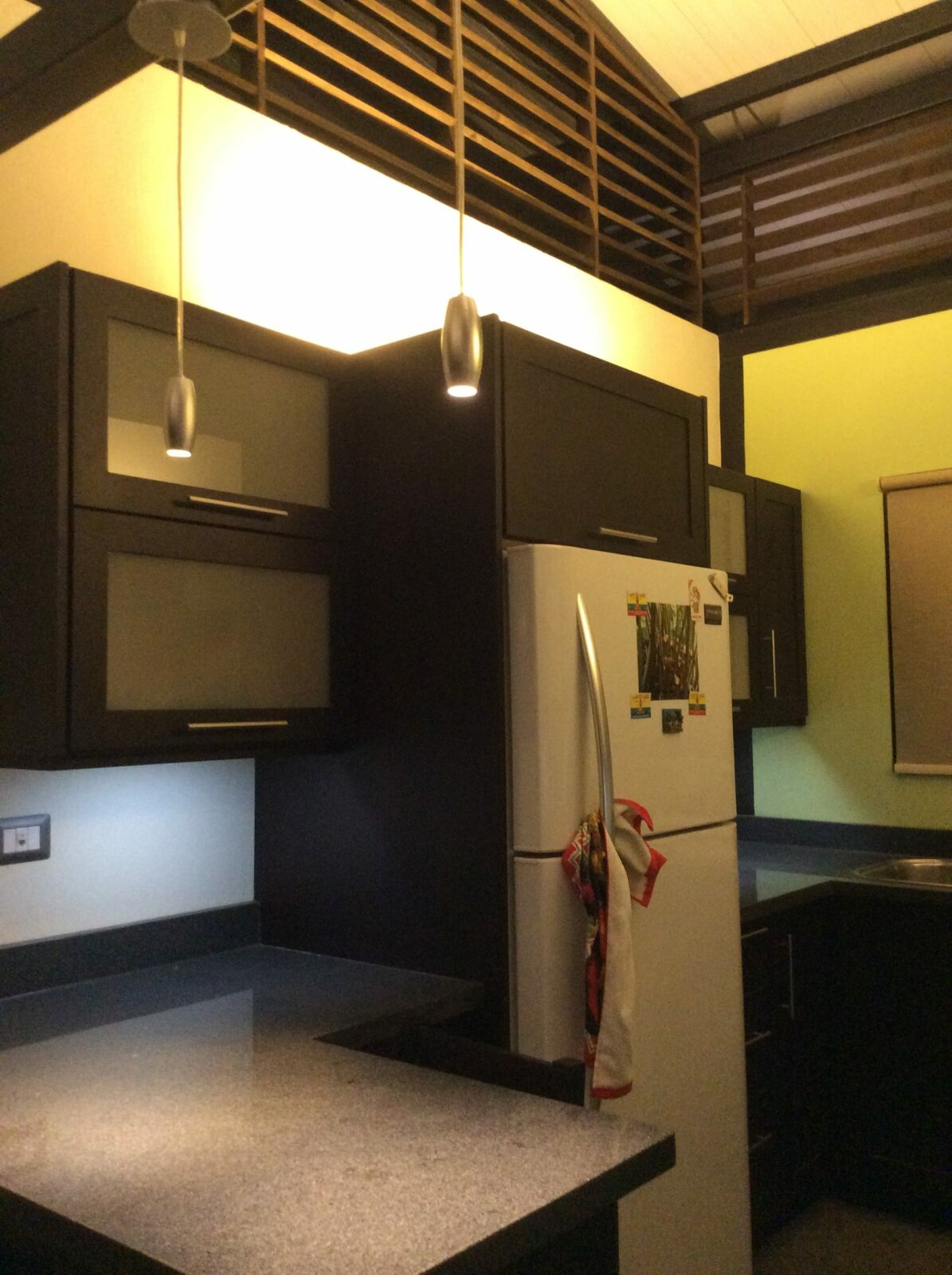 clean cusinga kitchen