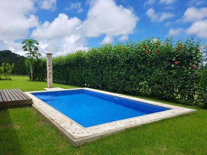 trogon pool facing sw costa rica