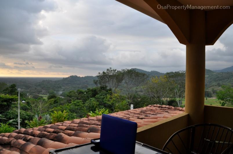 casa lapas balcony laptop
