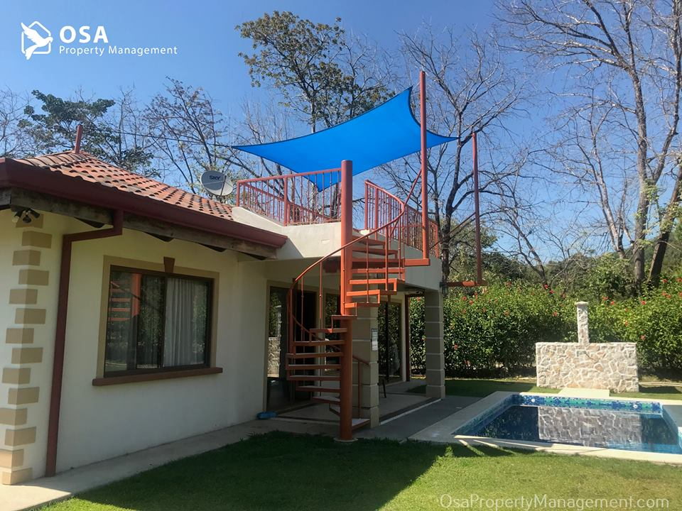 ojochal vacation home rental
