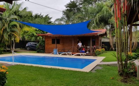 uvita beach cabins for rent
