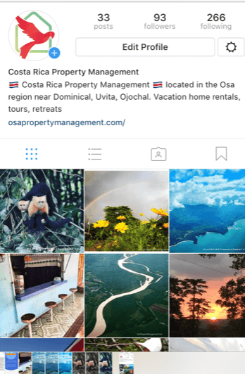 osa property instagram