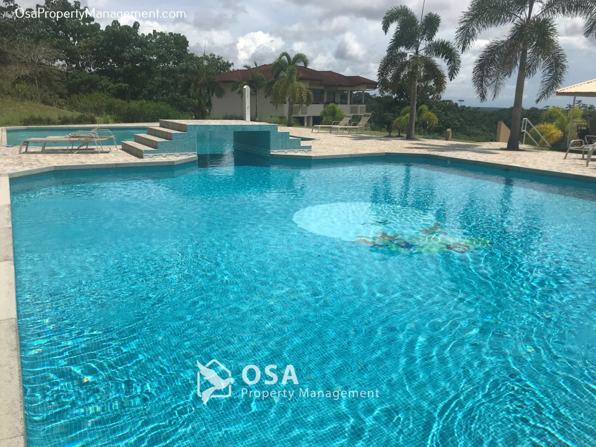 san buenas golf resort pool