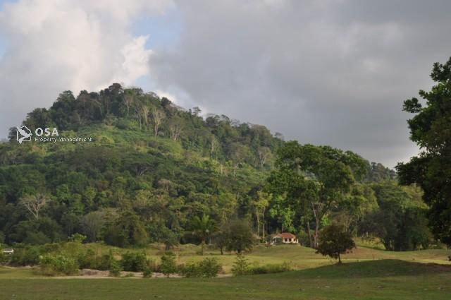 san buenas golf resort mountain