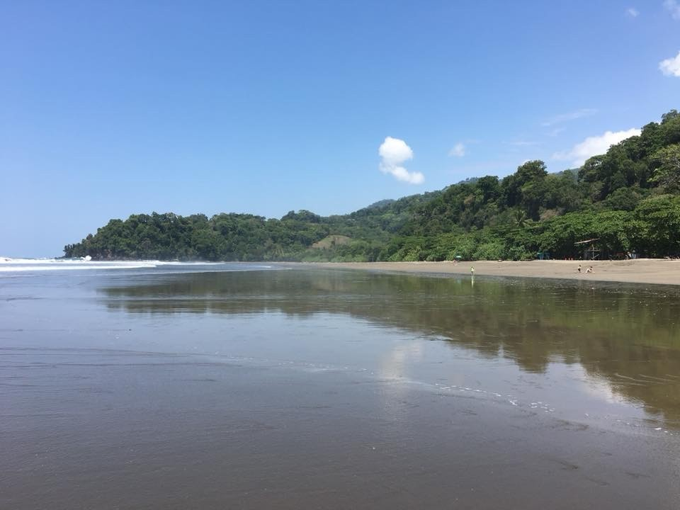 costa rica beach in osa