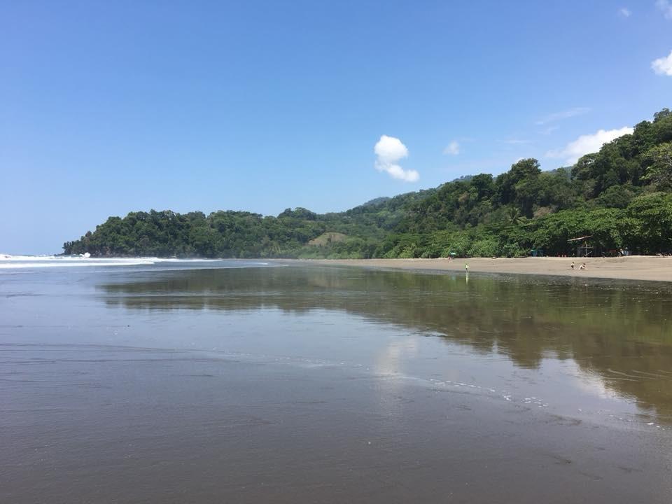costa rica beach in osa
