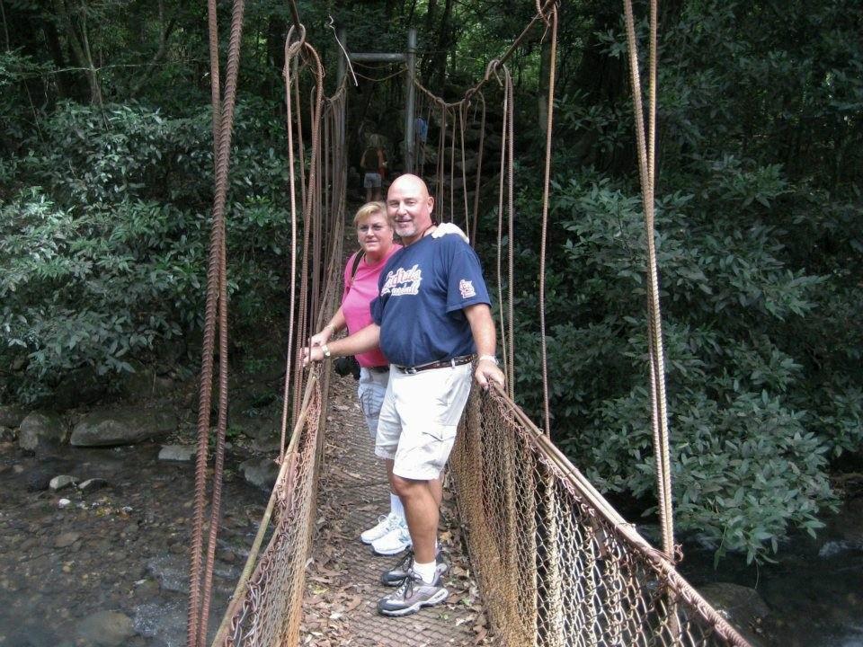 lisa and scott norman bridge
