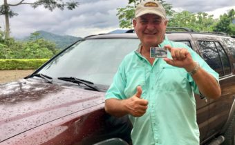 costa rica drivers license vehicle