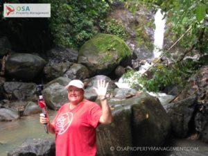 lisa norman uvita waterfall