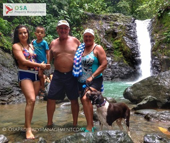 uvita waterfall tour