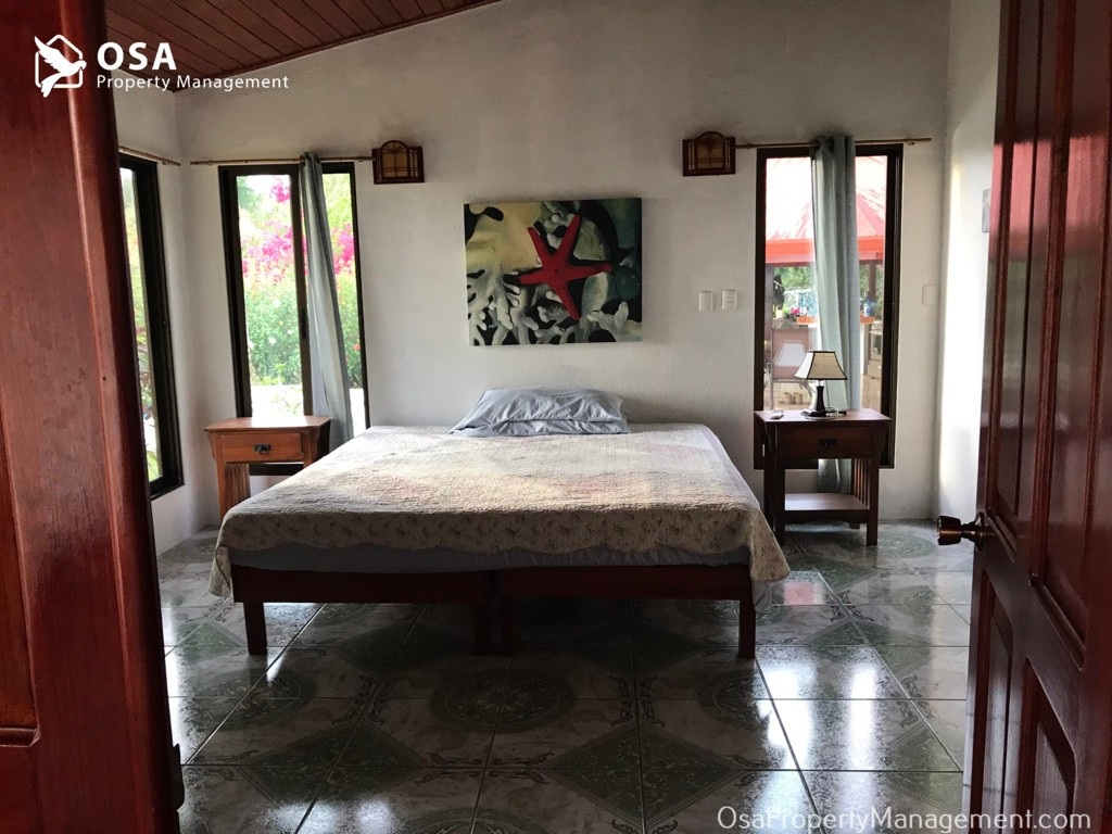 ojochal villa rent bedroom