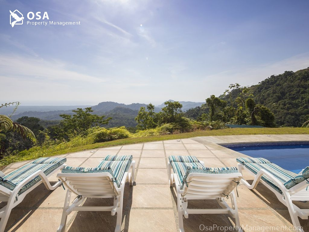 costa rica vacation rental tres rios osa chairs