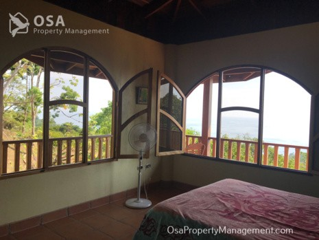 casa micca uvita home rental bed2