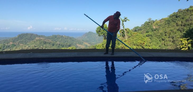 pool cleaning costa rica