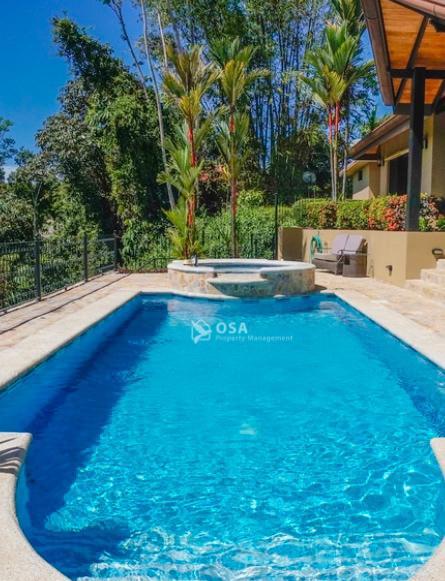 ojochal luxury home pool aventura
