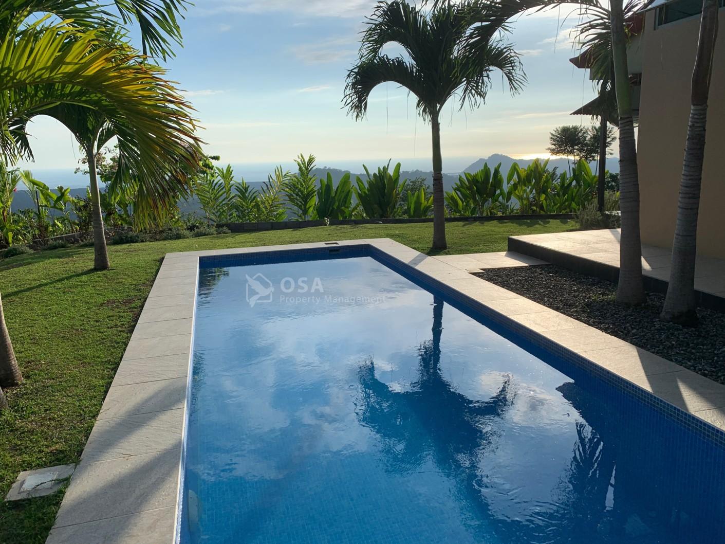 Vista al Cielo 1 pool