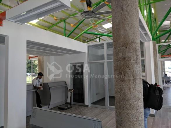 Palmar Sur airport open