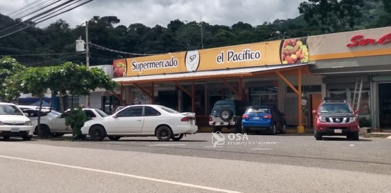 supermercado del pacifico uvita grocery store