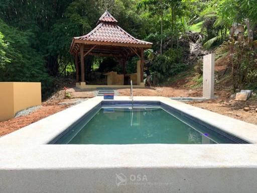 casa tucan uvita pool rancho