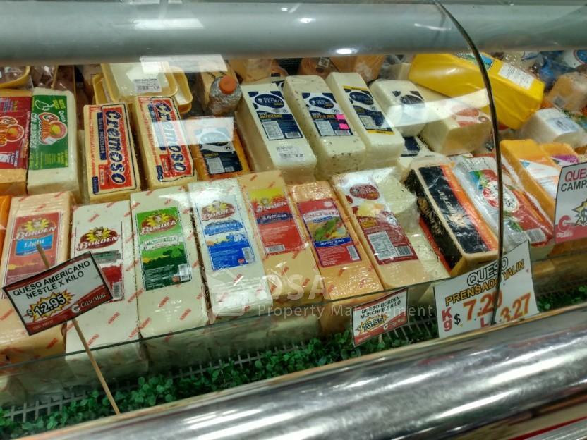 panama shopping cheese