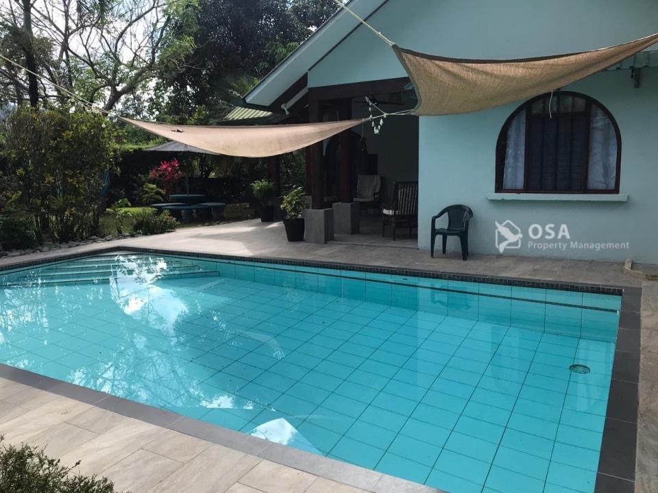 ojochal vacation rental lluvia swimming pool 3