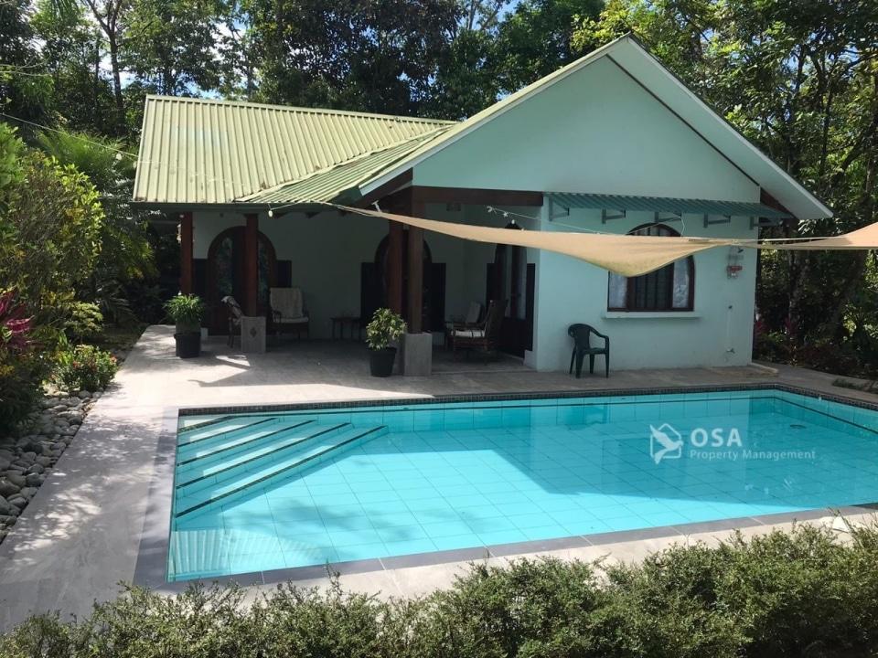 ojochal vacation rental lluvia swimming pool