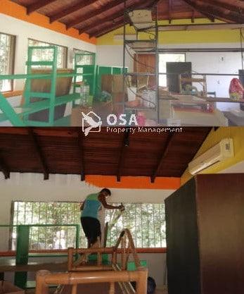 remodel ojochal library