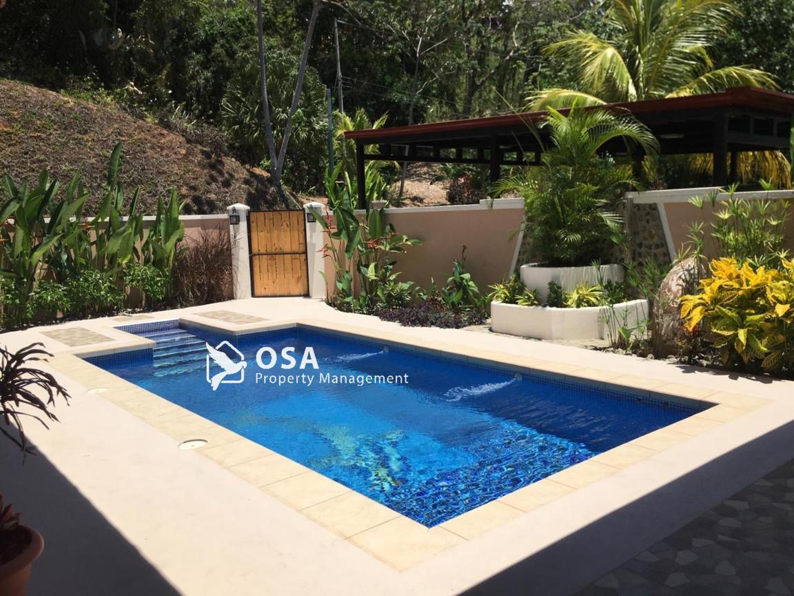 ojochal villa vida gracia 1 pool