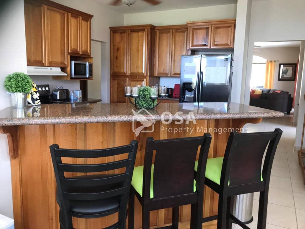 ojochal vacation villa vida 1 kitchen