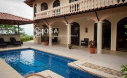 ojochal villa vida gracia 1 pool b