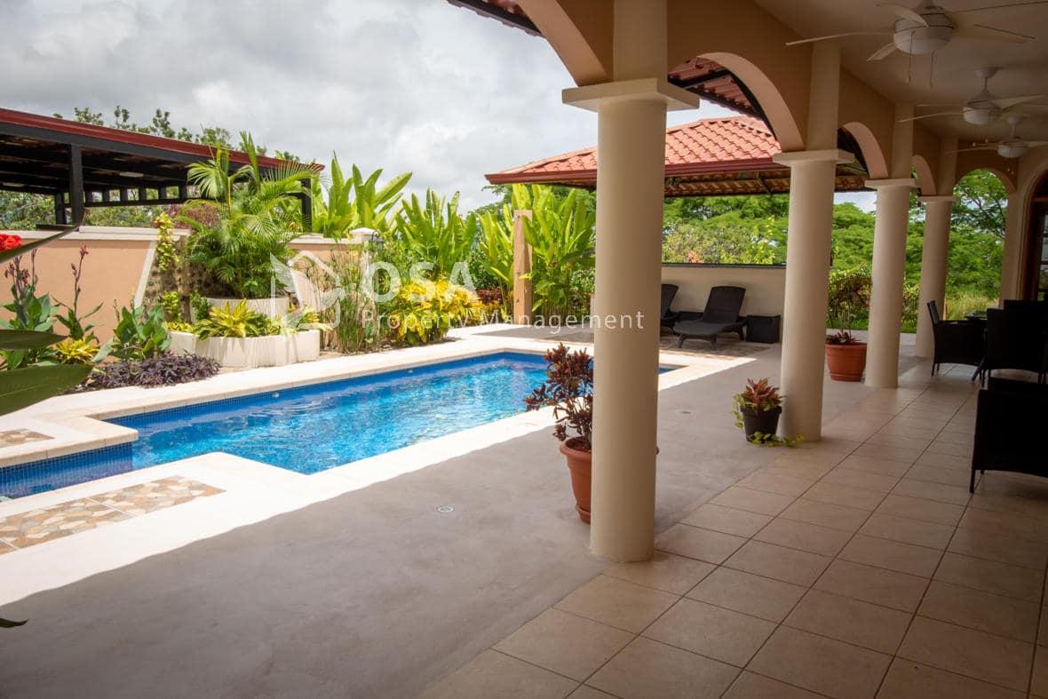 ojochal villa vida gracia 1 pool a