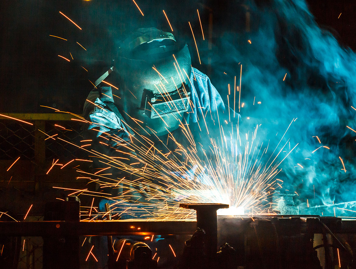 Energy Construction Services Inc. Welding services