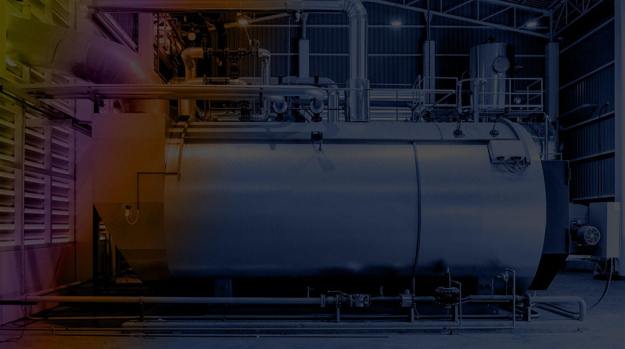 Energy Construction Services Inc. boiler rental slide