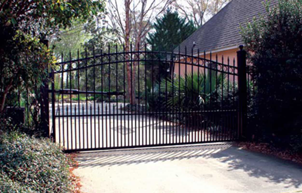 Wrought Iron Gates Baton Rouge La