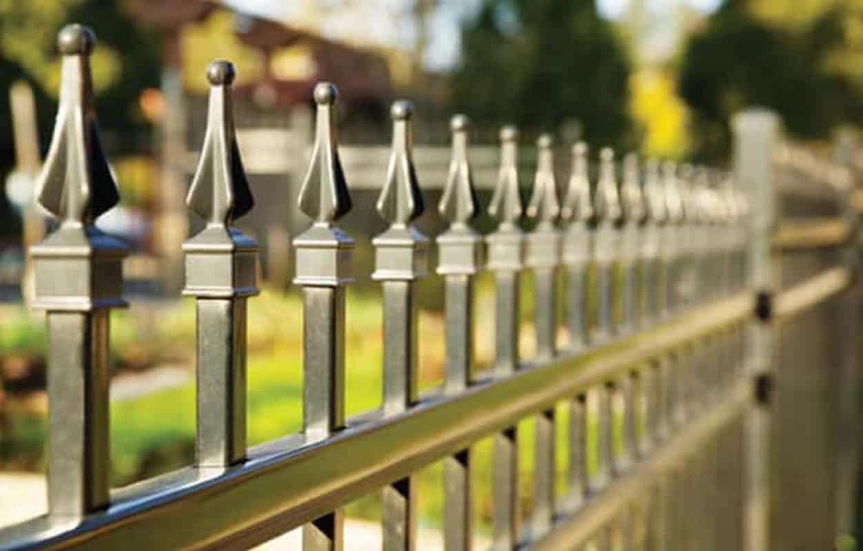 Wrought Iron Fencing Lafayette La