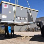 large-hvac-system-drop-crane-lift-colorado-springs