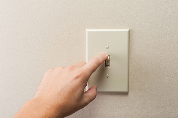 Switches and dimmers Gallery