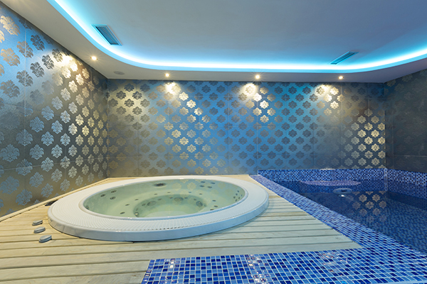 Commercial Lighting Solutions Hot Tubs Gallery