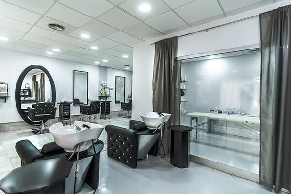 Beauty Salon Gallery