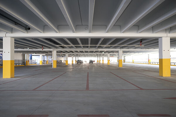 Commercial Garage Gallery