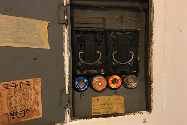 Fuse box replacment Gallery