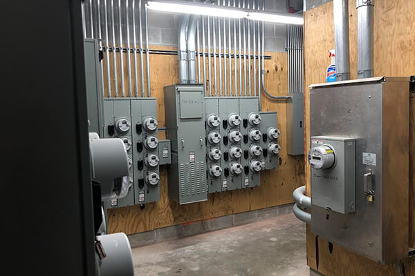 Switchgear Installation Gallery