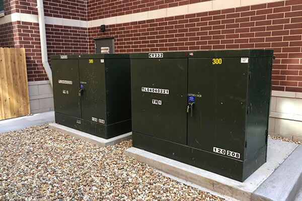 Underground Electrical Services Gallery