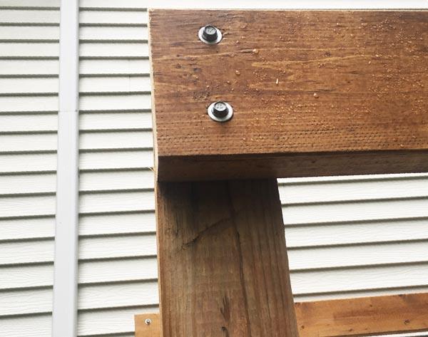 heavey duty screws with washers