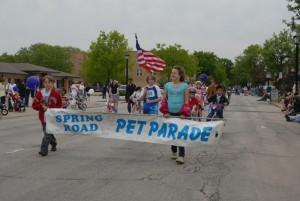 Spring Road Pet Parade 2010 7233
